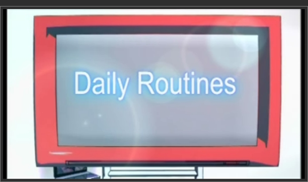Early Years – Daily Routines