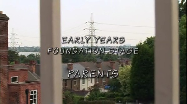 Early Years Foundation Stage Parents