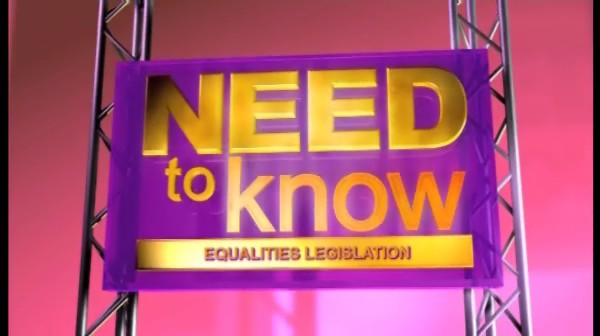 Equalities Legislation