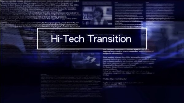 Hi Tech Transition