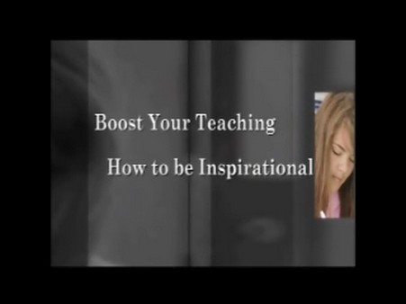 How to be Inspirational