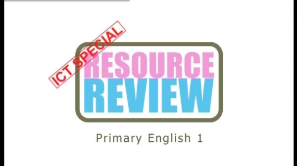 ICT Special: Primary English 1