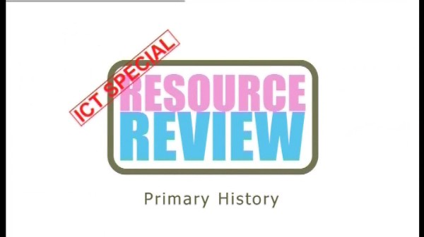 ICT Special: Primary History 1