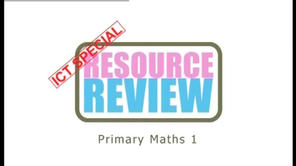 ICT Special: Primary Maths 1