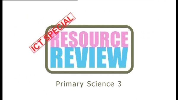 ICT Special: Primary Science 3