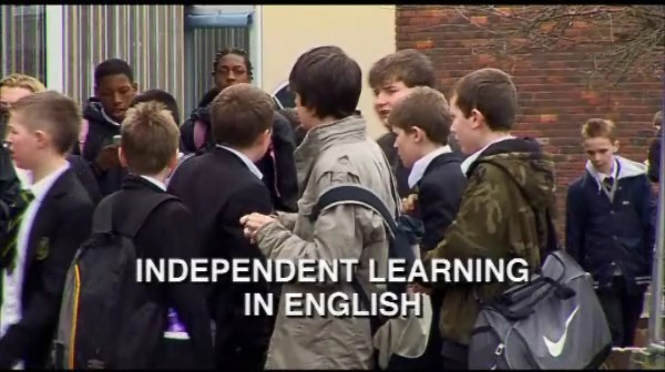 Independent Learning In English