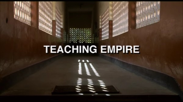 India – Teaching Empire