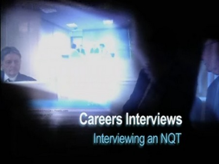 Interviewing an NQT