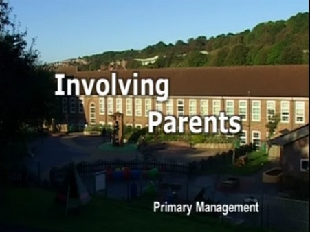 Involving Parents