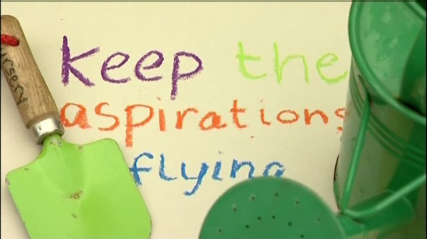Keep the Aspirations Flying