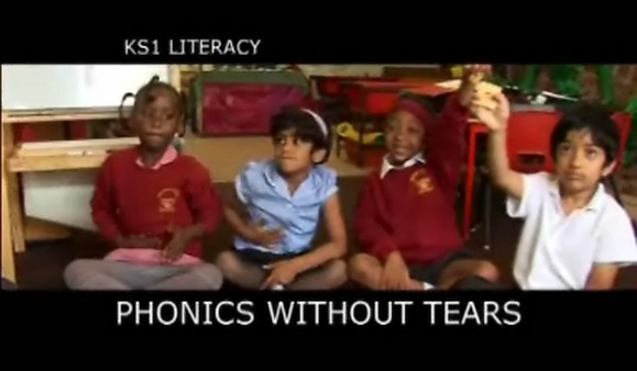 KS1 Literacy – Phonics without Tears