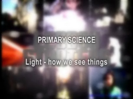 KS1 Science – Light and Seeing