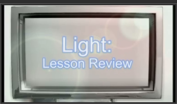 KS1 Science – Light: Lesson Review