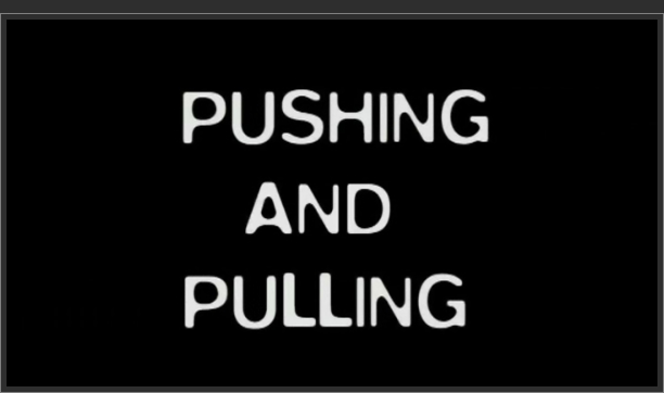 KS1 Science – Pushing and Pulling