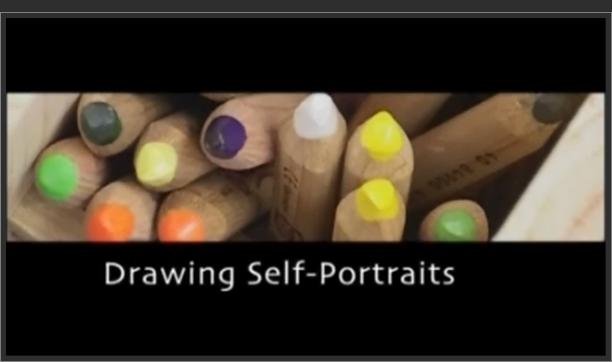 KS1/2 Art – Drawing Self Portraits