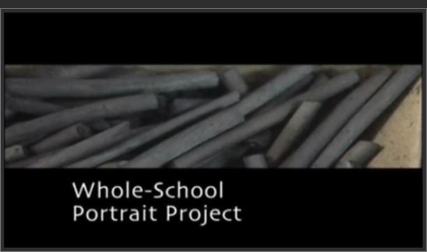 KS1/2 Art – Whole-School Portrait Project