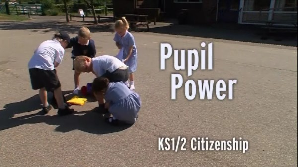 KS1/2 Citizenship – Pupil Power