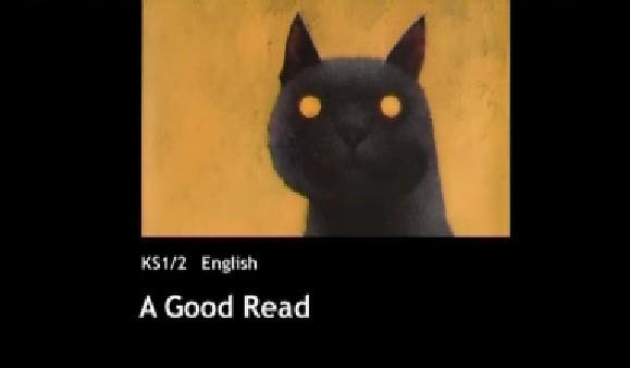 KS1/2 English – A Good Read – Varjak Paw