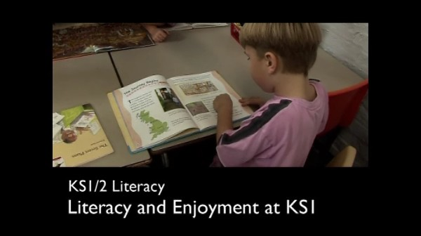 KS1/2 English – Literacy and Enjoyment 1