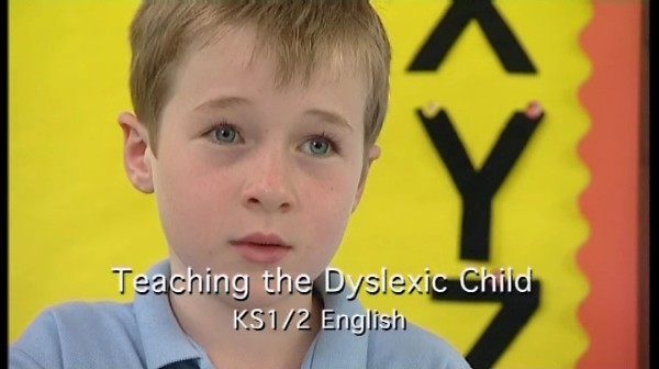 KS1/2 English – Teaching the Dyslexic Child