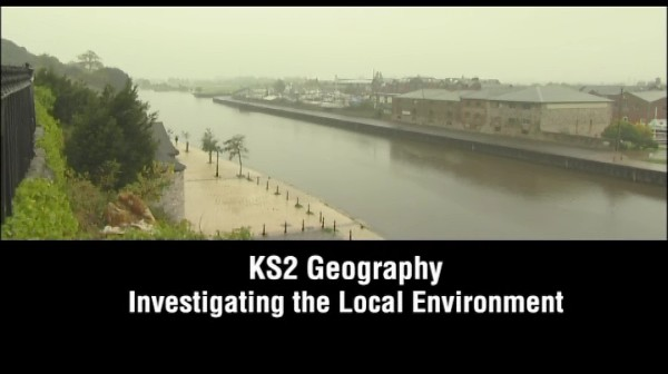KS1/2 Geography – Investigating the Local Environment