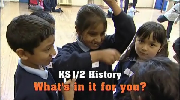 KS1/2 History – What's in it for You?