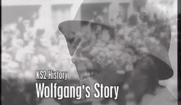 KS1/2 History – Wolfgang's Story