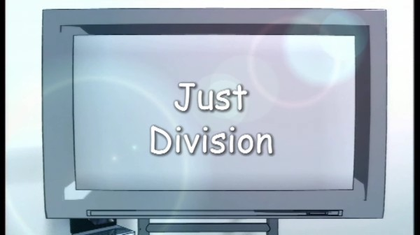 KS1/2 Maths – Just Division