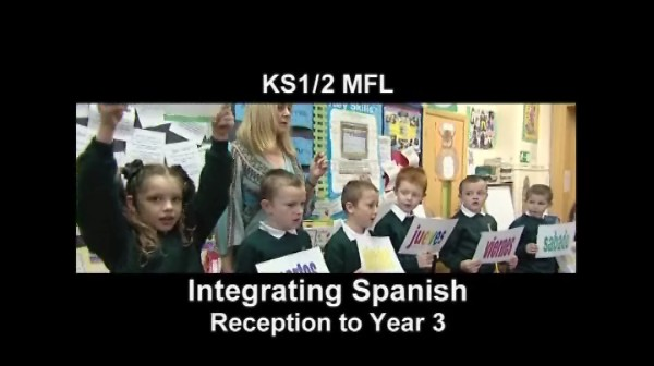 KS1/2 Modern Foreign Languages – Integrating Spanish – Reception to Year 3