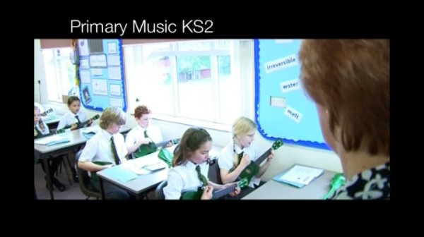 KS1/2 Music – Delivering Wider Opportunities