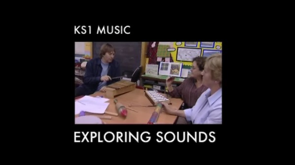 KS1/2 Music – Exploring Sounds