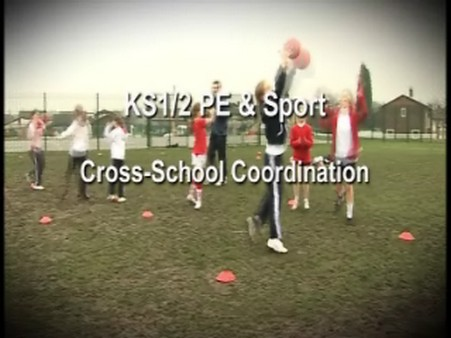 KS1/2 PE and Sport – Cross-School Co-ordination