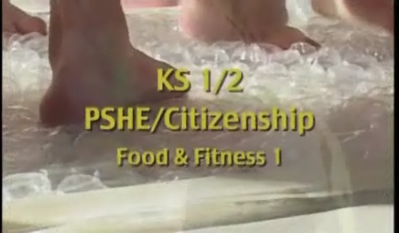 KS1/2 PSHE/Citizenship – Food and Fitness 1