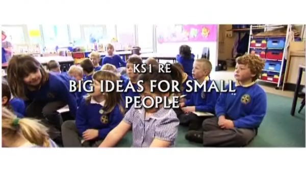 KS1/2 RE – Big Ideas for Small People