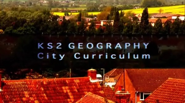 KS2 Geography – City Curriculum