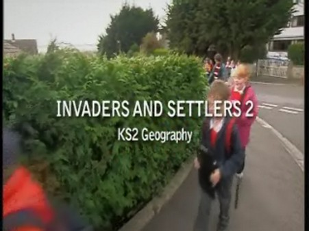 KS2 Geography – Invaders and Settlers 2