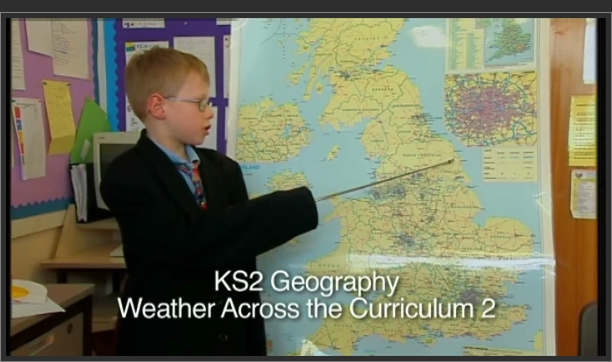 KS2 Geography – Weather Across the Curriculum 2