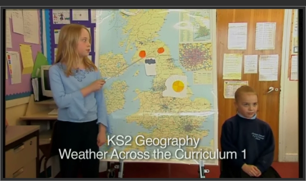 KS2 Geography – Weather Across the Curriculum 1