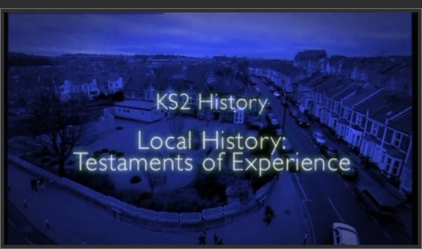 KS2 History – Local History: Testaments of Experience