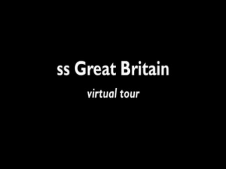 KS2 History – SS Great Britain: Virtual Tour