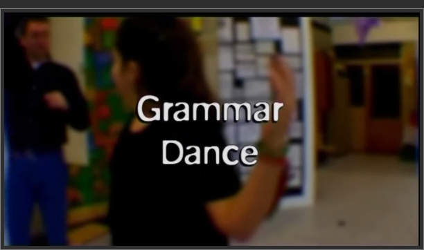 KS2 Literacy – Grammar Dance