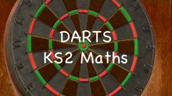 KS2 Maths – Darts