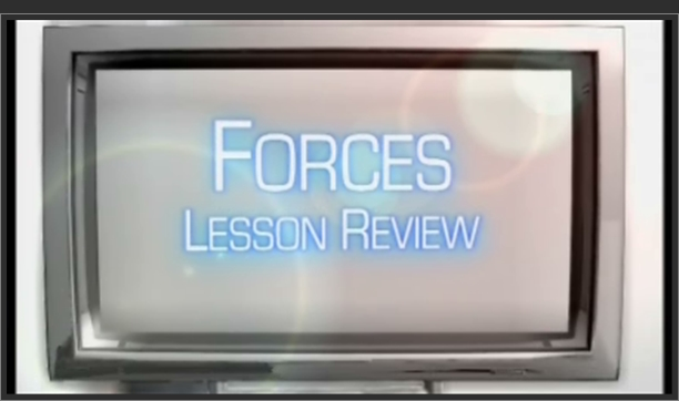 KS2 Science – Forces: Lesson Review