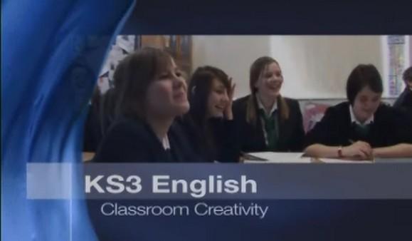 KS3 English – Classroom Creativity