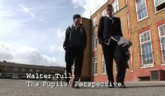KS3 History – Walter Tull – the Pupils' Perspective