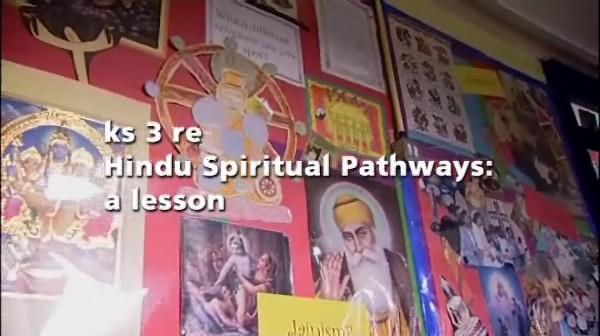 KS3 RE – Hinduism and Spirituality – A Lesson