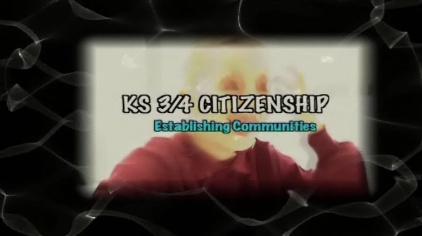 KS3/4 Citizenship – Establishing Communities