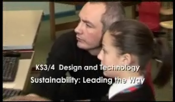 KS3/4 Design and Technology – Sustainability: Leading the Way