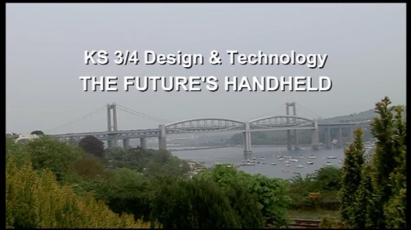KS3/4 Design and Technology – The Future's Handheld