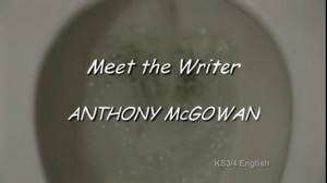 KS3/4 English – Meet the Writer: Anthony McGowan